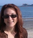 Corinne at Revere Beach